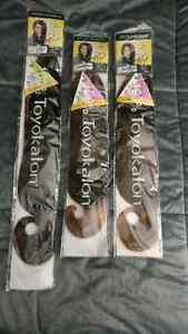 Brand New Hair Extensions (set of 3)