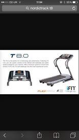 Nordic T8.0 Treadmill
