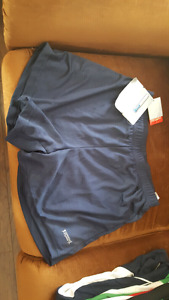 Jogging shorts with tags still on size Large