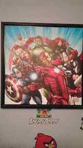 Avengers Picture Cambridge Kitchener Area image 1