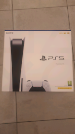 PS5 Disc Edition PlayStation 5 Console Brand New