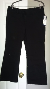 Women's dress pants-size 13 and 16 (New condition)