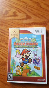 Paper Mario for wii