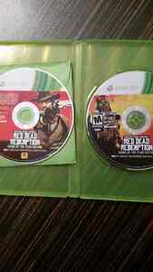 Red Dead Redemption Xbox 360 et One
