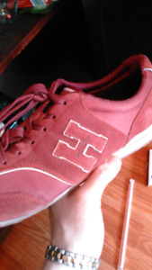 Tommy Hillfigure shoes! Paid 75$