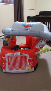 Jeux gonflable paw patrol