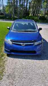 07 honda civic for sale  or trade for 4x4 truck