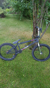 Amp Encore bmx bike