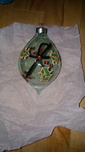Assorted Christmas Tree Decorations