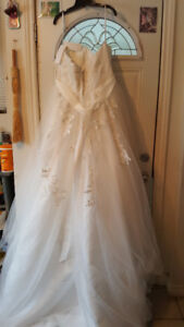 Brand New, Unused Bridal Gown