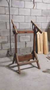 Antique Harrison Drafting Table