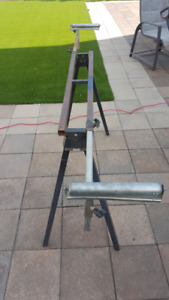 Mitre Saw Stand ~ Support pour Scie a onglet