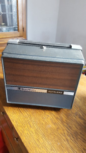 Bell & Howell Super 8 projector