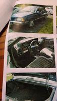 1987 Ford Tempo GL