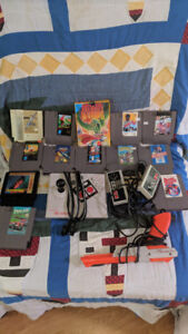 NES Games (lot)