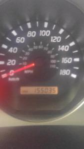 2002 Nissan Xterra 4x4
