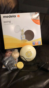 Medela Pump with some add-ons