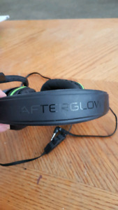 AfterGlow lvl 3 wired headset