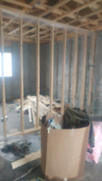 Sprayfoam insulation