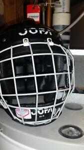 Jofa Hockey Helmet-386Jr  with cage