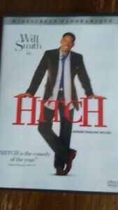 Movie Hitch DVD