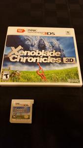 Xenoblade for New Nintendo 3ds