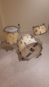 Vintage Sonor drum set. Extremely rare.