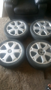 Audi Mags 17 inch