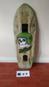Moonshine Outlaw Longboard Deck