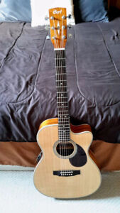 Cort Limited Edition L100 OCK Electric Acoustic Guitar
