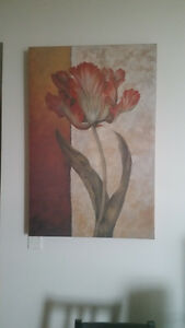 Wall painting (print) for sale 1mx.75m