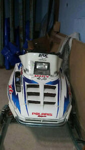 1998 Polaris XC 700 with a 98 XC rebuilt 600 motor
