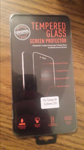 Tempered outer glass for Samsung s4