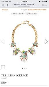 Wanted - Stella & Dot TRELLIS necklace