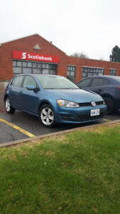 ONE Owner 2015 VW Golf Manual