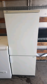 Zanussi fridge freezer 5 feet high
