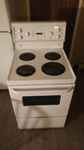 Apartment Size | Get a Great Deal on a Stove or Oven Range in ...