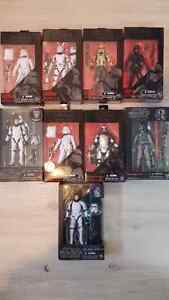 Star Wars the black series 6""
