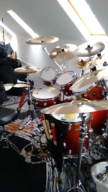 Drummer wanted for original alt rock band