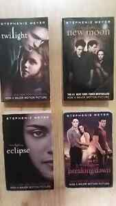 Twighlight Saga Books