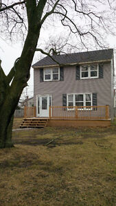 Fully renovated Open Concept detached house