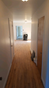 3 chambres appartement Lachine