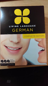 German Books for Sale (Come with 9 CDs)