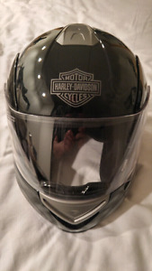 Harley Davidson three piece helmet