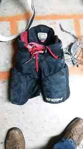 Ccm jr hockey pants