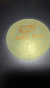 "Exercise Ball - large size (5'6"" to 6'0"" apx)"