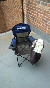 Roots Kids folding camping chair.