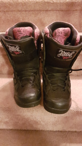 Snowboard boots Ride Orion size 6.5 US