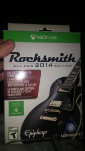 Guitare électro-acoustique+ Rocksmith