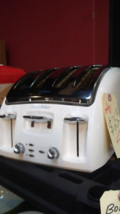 Deluxe T Fal toaster